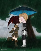 Under Alistair's Umbrella by Tarisha
