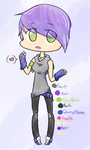 Pixie Cut Urban Custom for MayorUxie by Wolfie-Bases-Adopts