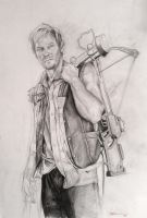 Daryl Dixon by CaptBexx