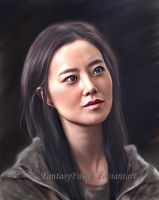 Moon Chae-won by FantasyFusion