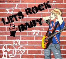 Let's Rock Baby! by P-ChanAndP-Kun