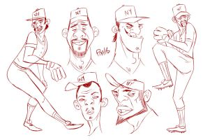baseballz by SomethingEveryDay