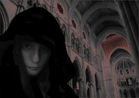 ME at Red Church by Red-Devil-Team