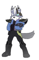 Wolf o'donnell by thepontusandersson