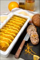 Duck pate with oranges by Geoffrk