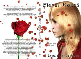 Eleven Roses - Cover Draft by IndigoChick