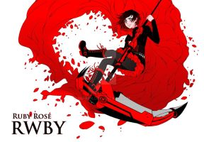 RWBY: Ruby Rose by Ou-ren