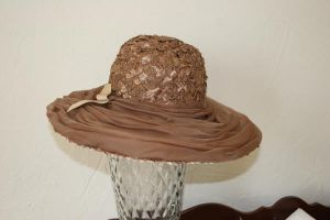 Nina's hat 5 by touched-stock
