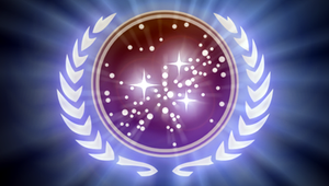 United Federation of Planets PSP Wallpaper by SailorTrekkie92