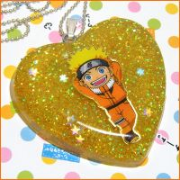 Naruto Resin Necklace by bapity88