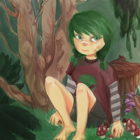 Forest life by nopesoap