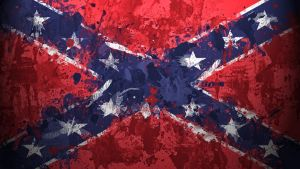 Confederate Flag Wallpaper by GaryckArntzen