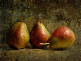 Three pears by kopalov