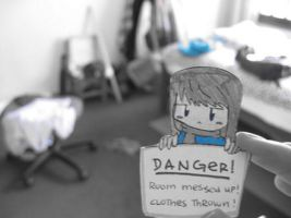 DANGER by aremichan