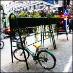 Plants and Bikes by hesitation