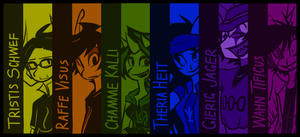Fantroll Character Select by 7-Days-Luck