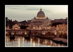 Rome by OliverJules