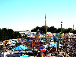 NC state fair by LacedxUnlaced