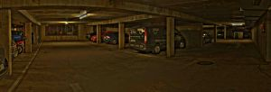 Underground garage 2 by DOTTHL
