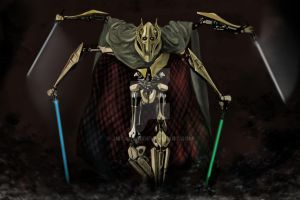General Grievous by JMcAdam