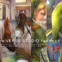 re:PLAY Preview - Legend of Zelda by darkshia
