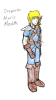 NoR: Alaric Modith by IrateResearchers
