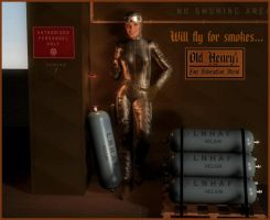 Will fly for smokes by donaguirre