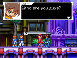 Megaman ZX - Legends preview by Xeon-Licrate