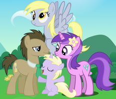 Hooves Family by CakeHooves