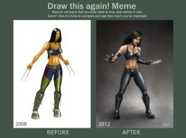 MEME: Draw this again by RaPour