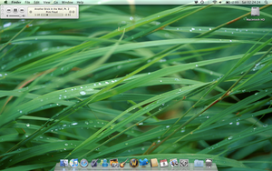 Macbook Desktop - Nov 2008 by Ellmer