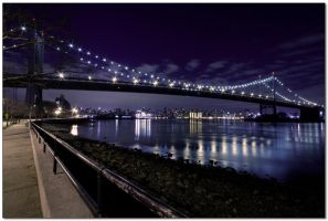 NYC Night Photography by falsante