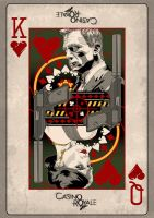 007 Casino Royale by DazTibbles