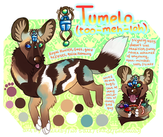 ~T U M E L O~ (Scarab AWD tribe project) by karby-licious