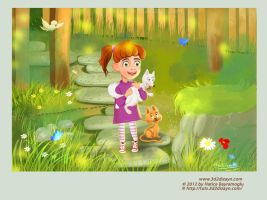 Story books paragraph work2 by eydii