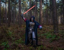Sith Lord costume by Tribalgent