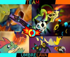 All Umbrelava Battles by BudCharles