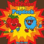 laFraise vs. Popdeck by j3concepts