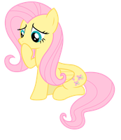 Vector: Fluttershy 6 by EStories