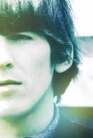 George Harrison by RockNRoll-Suicide