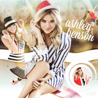 PNG Pack (47) Ashley Benson by IremAkbas