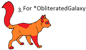 For *ObliteratedGalaxy by BrownkitBrownclaw