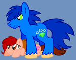 Overprotective Adoptive Brother by HeartinaThePony