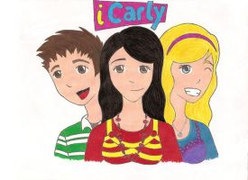 iCarly by GrimReaper69