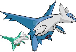 381 - Latios - Art v.2 by Tails19950