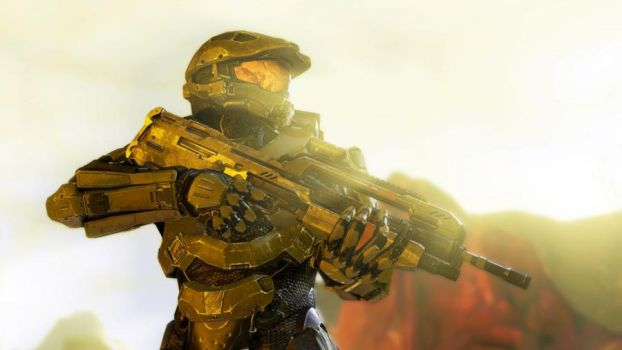 Halo 4 Master Chief by Herbrex