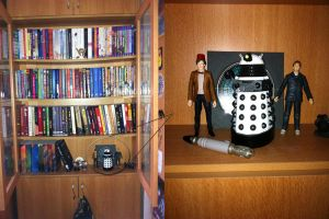 doctor who craze :D by hatoola13