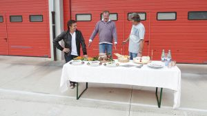 Top Gear Feast! by A08Fencer