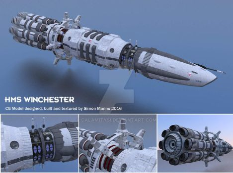 HMS Winchester concept sheet by calamitySi