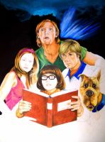 Scooby and the gang by JKJswfan1